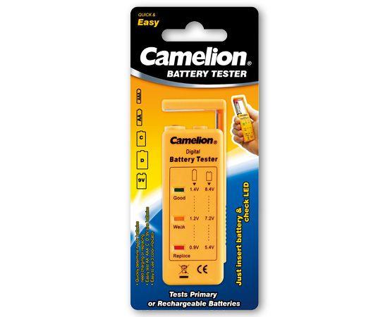 Bt 0503 Batterie Tester Accessoires Produkte Camelion