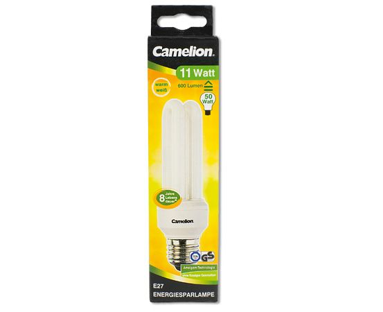 2u 11w e27 energiesparlampen led energiesparlampen produkte camelion. Black Bedroom Furniture Sets. Home Design Ideas