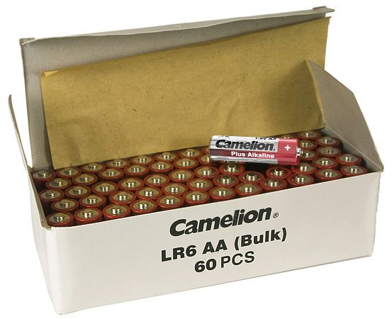 20d80b735d125 LR6 | Plus Alkaline | Primary Batteries | Products | Camelion