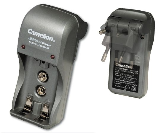 Bc 1001a Plug In Charger Chargers Products Camelion