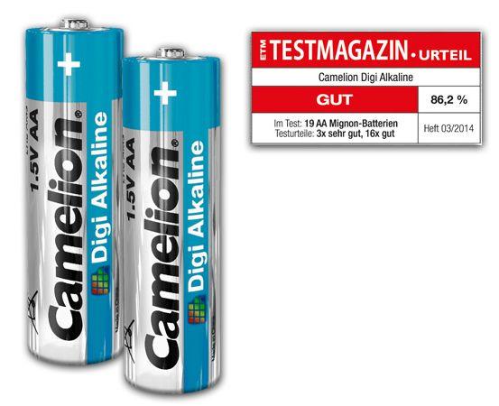 LR6 | Digi Alkaline | Primary Batteries | Products | Camelion
