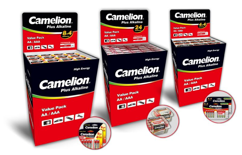 One For Three Camelion
